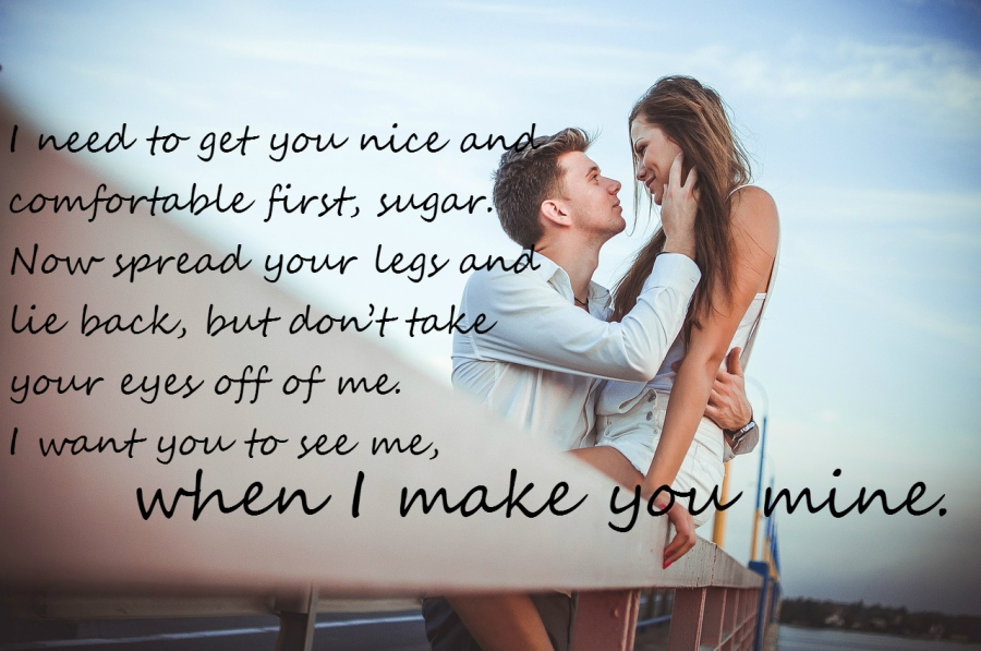 When I Make You Mine - Teaser 1